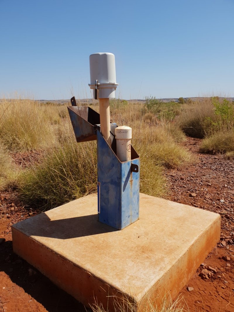 flood warning system pilbara